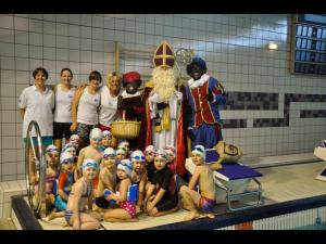 Bezoek Sinterklaas 2015